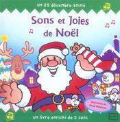 Sons et joies de Noël - Intérieur - Format classique