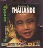 Bonjour la thailande* - Couverture - Format classique