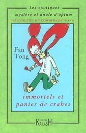 Immortels Et Paniers De Crabes - Intérieur - Format classique