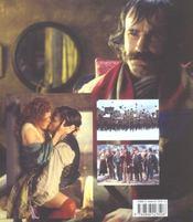 Gangs Of New York - 4ème de couverture - Format classique