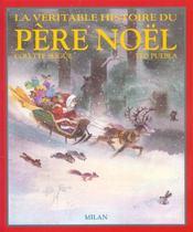 La véritable histoire du père Noël - Intérieur - Format classique