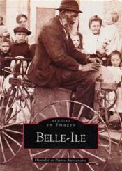 Belle-Ile - Couverture - Format classique