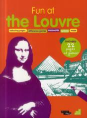 Vente livre :  Fun at the Louvre  - Collectif
