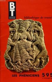 Bibliotheque De Travail N°595 - Les Pheniciens Par Andre Ropert - Couverture - Format classique