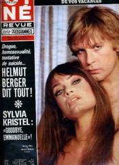 Cine Revue - Tele-Programmes - 57e Annee - N° 27 - Goodbye Emmanuelle - Couverture - Format classique