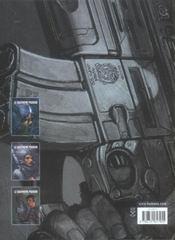 Le quatrième pouvoir t.3 ; enfer vert - 4ème de couverture - Format classique