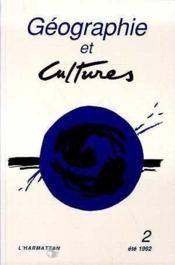 Geographie Et Cultures 2 - Couverture - Format classique