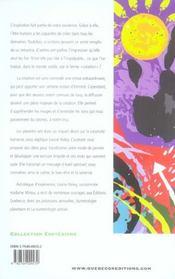 Inspiration Et Creation Terrestre Et Cosmique - 4ème de couverture - Format classique