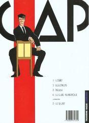 Capricorne t.2 ; électricité - 4ème de couverture - Format classique