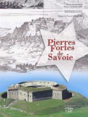 Pierres fortes de Savoie - Couverture - Format classique