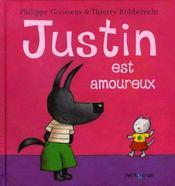 Justin est amoureux - Intérieur - Format classique