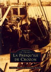 La presqu'île de Crozon t.1 - Couverture - Format classique