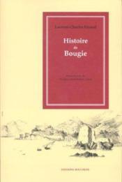 Histoire de bougie - Couverture - Format classique