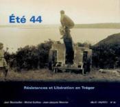 Ete 44 ; resistances et liberation en tregor - Couverture - Format classique