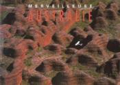 Merveilleuse Australie - Couverture - Format classique