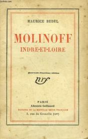 Molinoff. Indre Et Loire. - Couverture - Format classique