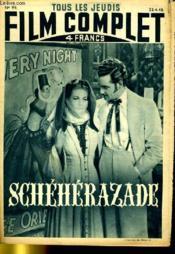 Tous Les Jeudis Film Complet N° 99 - Scheherazade - Couverture - Format classique