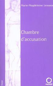Chambre d'accusation - Intérieur - Format classique
