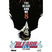 Bleach t.8 ; the blade and me - Couverture - Format classique