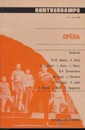Q4 Opera - Couverture - Format classique