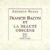 Bacon Et La Beaute Obscene - Couverture - Format classique