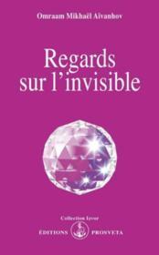 Regards sur l'invisible - Couverture - Format classique