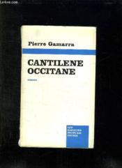 Cantilene Occitane. - Couverture - Format classique