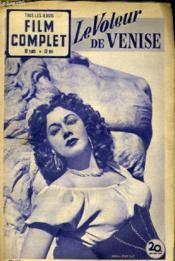 Tous Les Jeudis - Film Complet N° 328 - Le Voleur De Venise - Couverture - Format classique