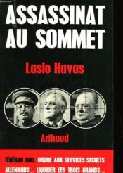 Assassinat Au Sommet - Couverture - Format classique