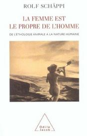 La Femme Est Le Propre De L'Homme - Intérieur - Format classique