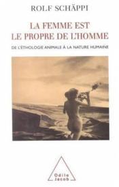 La Femme Est Le Propre De L'Homme - Couverture - Format classique