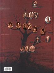 La guerre des sambre ; Hugo et Iris t.1 ; printemps 1830 - 4ème de couverture - Format classique