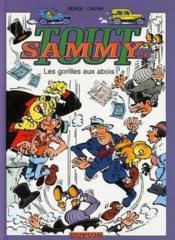 Tout Sammy t.9 ; les gorilles aux abois - Couverture - Format classique