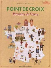 Point De Croix - Les Provinces De France - Intérieur - Format classique