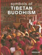 Symbols of tibetan buddhism - Intérieur - Format classique