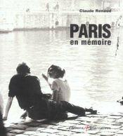 Paris En Memoire - Intérieur - Format classique