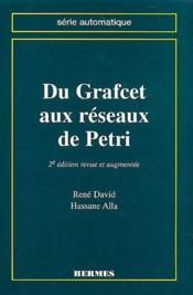 Du Grafcet aux réseaux de Petri (2e édition) - Couverture - Format classique