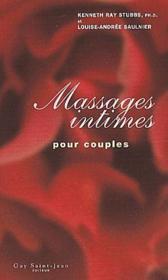 Massages intimes pour couples - Couverture - Format classique