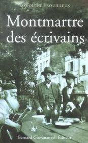Montmartre des ecrivains - Intérieur - Format classique