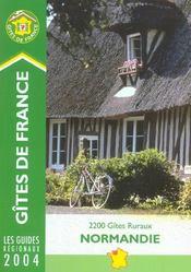 Gites De Normandie - Intérieur - Format classique