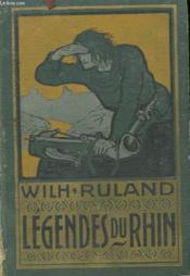 Legendes Du Rhin - Couverture - Format classique