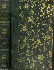 HISTOIRE DE NAPOLEON Ier. TOME 5. - Couverture - Format classique