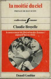 La Moitie Du Ciel - Couverture - Format classique