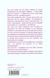 Cible Mouvante - 4ème de couverture - Format classique