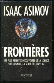 Frontieres - Couverture - Format classique
