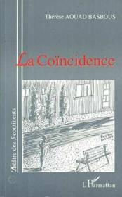 La coïncidence - Couverture - Format classique