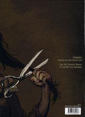 Martha Jane Cannary t.1 ; les années 1852-1869 ; la vie aventureuse de celle que l'on nommait Calamity Jane - 4ème de couverture - Format classique