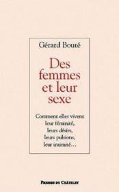 Sexe Et Identite Feminine - Couverture - Format classique