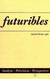 Futuribles N.13 Janvier Fevrier 1978 - Couverture - Format classique