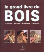 Le grand livre du bois - Intérieur - Format classique